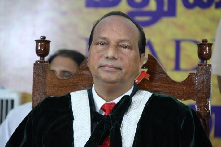 மதுரை காமராஜர் பல்கலைக்கழகத் துணைவேந்தர் செல்லதுரை