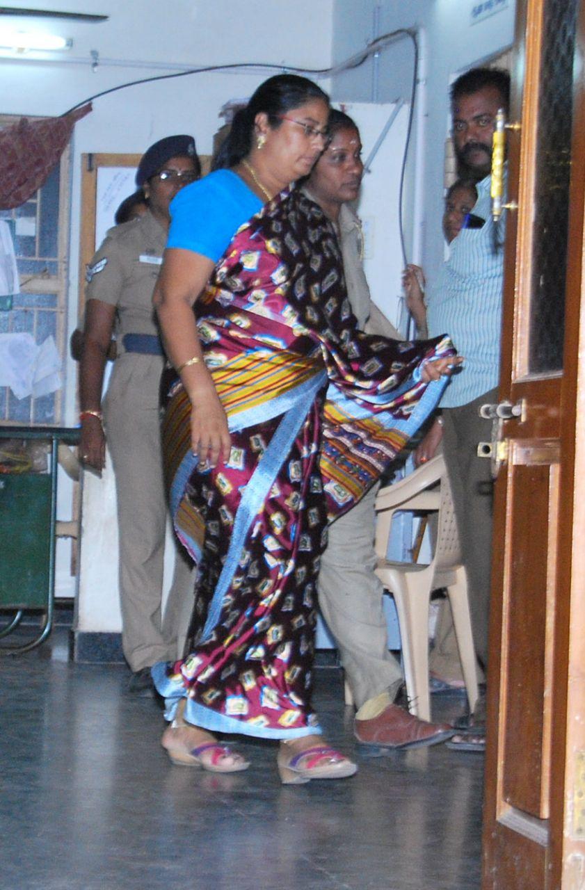 நிர்மலா தேவி