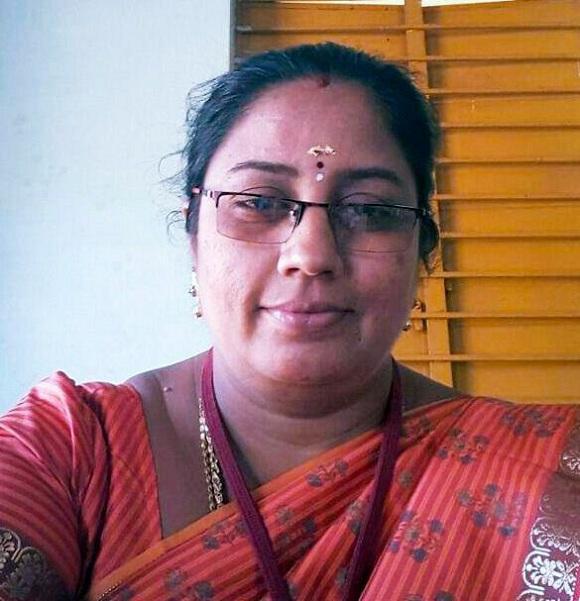 நிர்மலா தேவி உதவிப் பேராசிரியர்