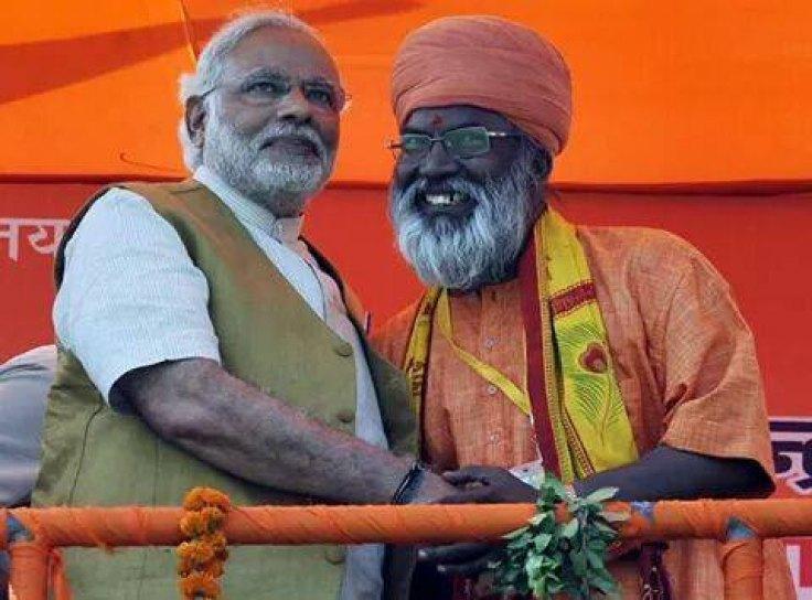 மோடி சாக்ஷி மகராஜ்