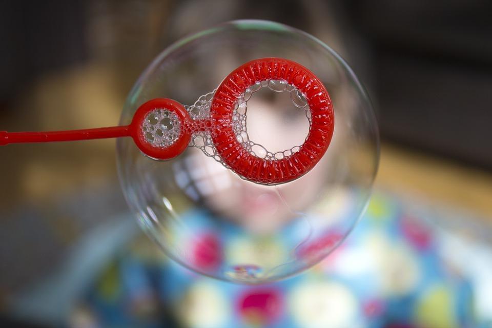 Bubble stick