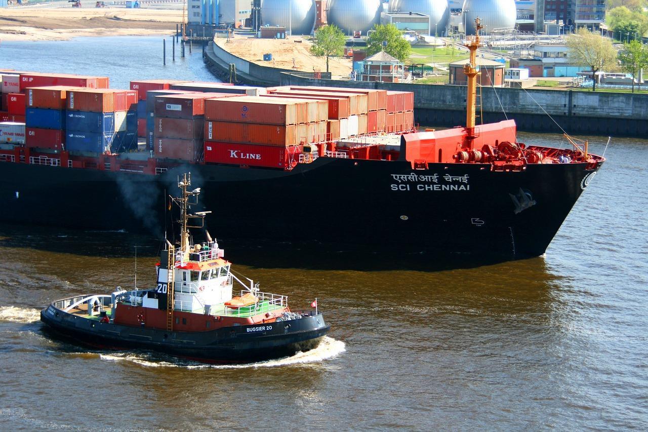 Shipping கடல்சார் அமைப்பு