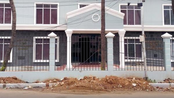 லஞ்ச ஒழிப்புத்துறை அலுவலகம்   - குட்கா வழக்கு