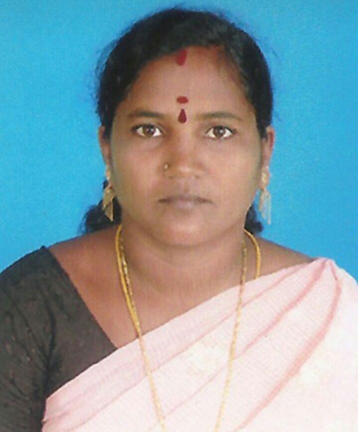 மனுக் கொடுத்த வல்லம்பேடு லோகேஷ்வரி