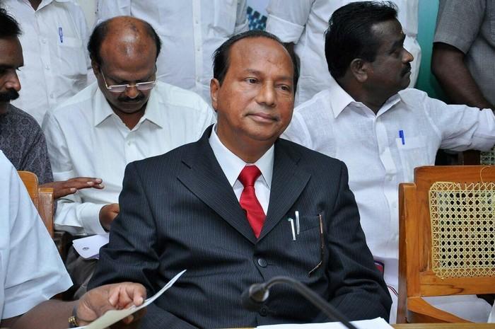 காமராஜர் பல்கலைக்கழக துணைவேந்தர் செல்லதுரை