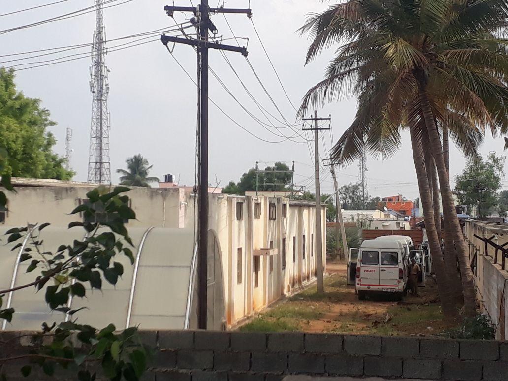 குட்கா தொழிற்சாலை