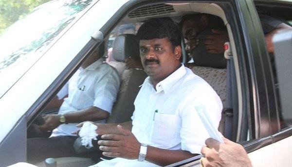 விஜயபாஸ்கர் அமைச்சர்