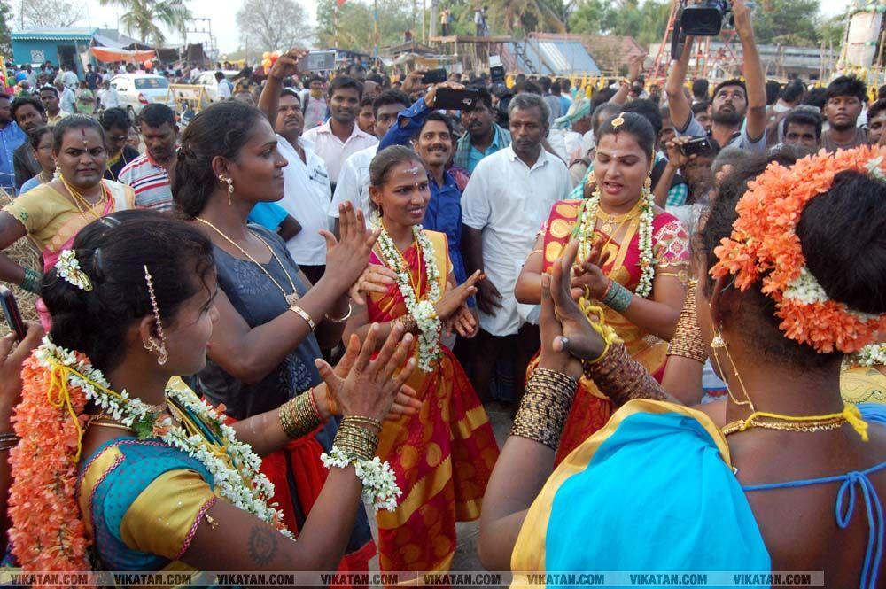 கூவாகம் திருவிழா