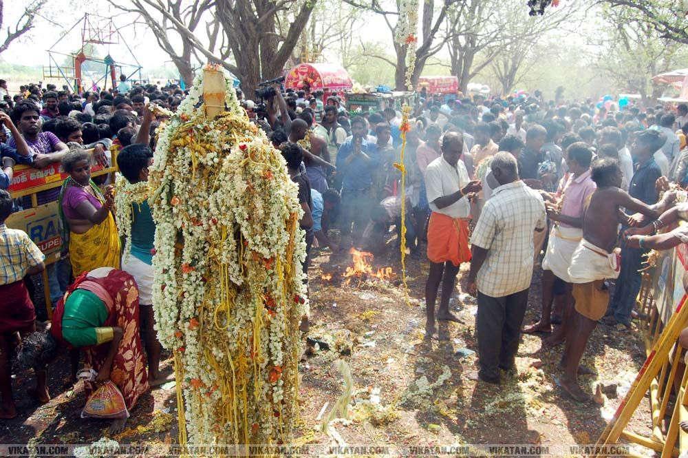 கூவாகம் அரவான் களப்பலி