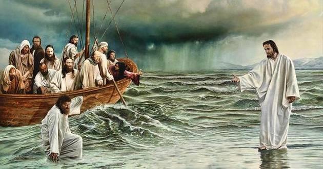 இயேசு கிறிஸ்து சொன்ன நற்செய்தி
