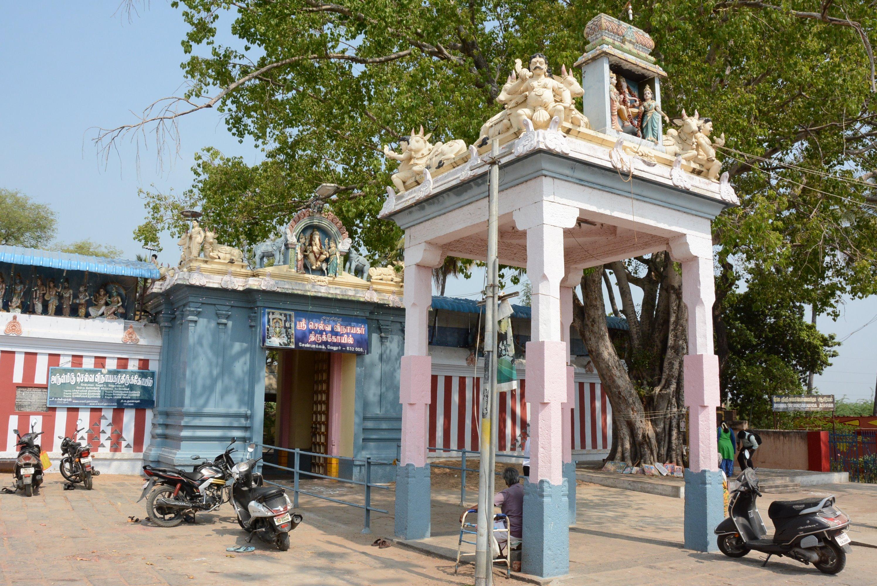 சேண்பாக்கம் விநாயகர்