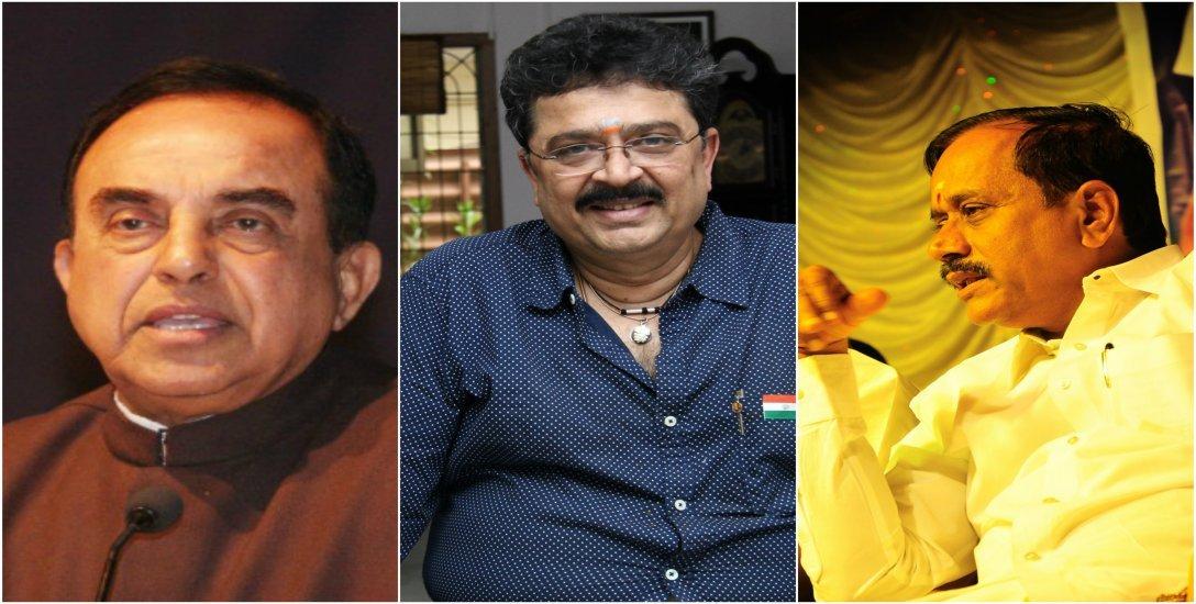 பி.ஜே.பி நிர்வாகிகளின் சர்ச்சை கருத்துகள்... உங்கள் கருத்து என்ன? #VikatanSurvey