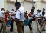 ஒரு போலீஸ் பிடிக்க... இன்னொருவர் அடிக்க... சென்னையில் தாய் கண்முன் மகனுக்கு நடந்த கொடூரம்