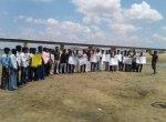 காவிரி ஆற்றில் இறங்கிப் போராடிய 29 மாணவர்கள் கைது!