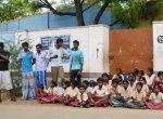 அன்று 450 மாணவர்கள்... இன்று 35 பேர்! - அரசுப் பள்ளிக்கு மூடுவிழா நடத்திய கிராம மக்கள்