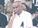"""``பாரதிராஜா vs ரஜினி"""" நெய்வேலி போராட்டமும் சேப்பாக்கம் உண்ணாவிரதமும்! #Flashback"""