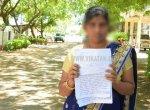 `நீ பேசலேன்னா உன் புருசனுக்கு டிரான்ஸ்பர்தான்'- வில்லங்க இன்ஸ்பெக்டரால் கண்கலங்கும் பெண்