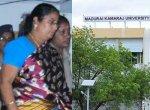`10 ஆண்டுகளாகவே நிர்மலா தேவி இப்படித்தான்!'- ஆளுநர் மீது பாயும் பல்கலைக்கழகப் பேராசிரியர்கள்