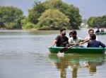 `நீர் நிலைகளைத் தூர்வாரப் போகிறேன்' - நடிகர் சிம்பு பேட்டி!