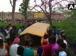 'அங்கிள்... வேனை நிறுத்துங்க' - பள்ளி குழந்தைகளை பலிகொண்ட வேன் விபத்தின் பின்னணி