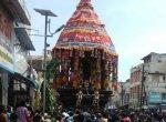 தூத்துக்குடி சங்கர ராமேஷ்வரர் திருக்கோயிலில் சித்திரை தேரோட்டம்!