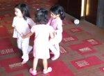 'ரிங்கா ரிங்கா ரோசஸ்' - வைரலாகும் சென்னை சூப்பர் கிங்ஸின் குட்டிச் செல்லங்கள்