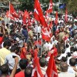 அண்ணாசாலையை முடக்கிய சி.பி.எம் கட்சியினர் கைது! #TNBandhUpdates #WeWantCMB