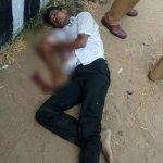 காவிரி விவகாரத்தில் மத்திய அரசைக் கண்டித்து ஓடும் பேருந்திலிருந்து குதித்த நெல்லை இளைஞர்! #WeWantCMB