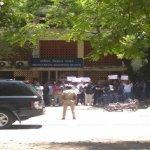சென்னை ஐ.ஐ.டி-க்கு உள்ளேயே கடும் எதிர்ப்பு! மோடியை அதிரவைத்த மாணவர்கள்!