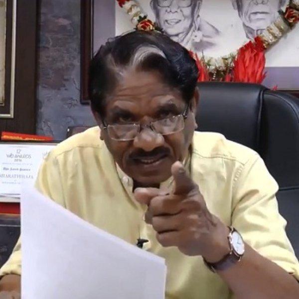 """""""தமிழா ஐபிஎல்-லை நிராகரி..!"""" - இயக்குநர் பாரதிராஜா வேண்டுகோள்"""
