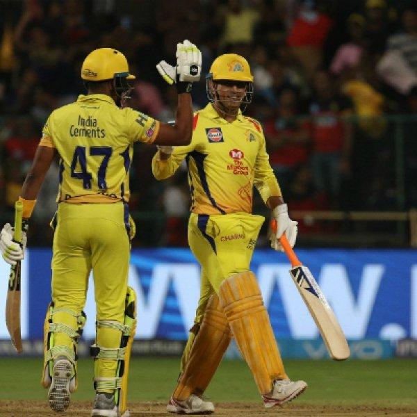 அதிரடி கேம் பிளான், மிரட்டும் ஃபினிஷிங்... - Welcome Back தோனி! #IPL2018