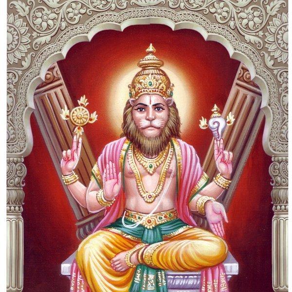 ஒரே ஒரு பக்தனைக் காக்க ஸ்ரீநரசிம்மர் வடிவமெடுத்த திருநாள் இன்று!