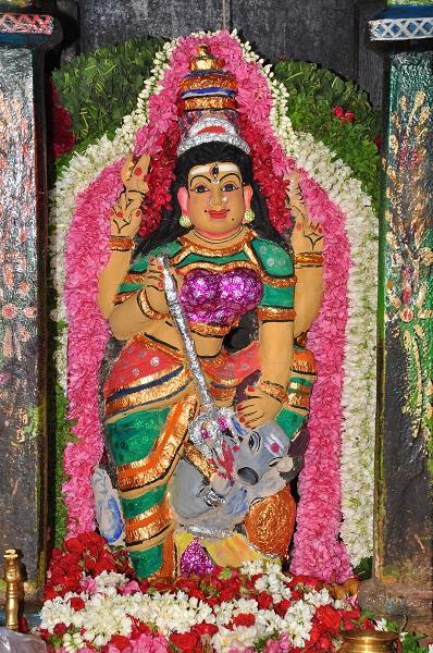 சூலினி ராஜதுர்கை