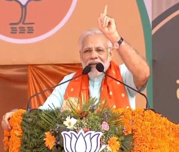 பிரதமர் மோடி- கர்நாடக தேர்தல் பிரசாரம்
