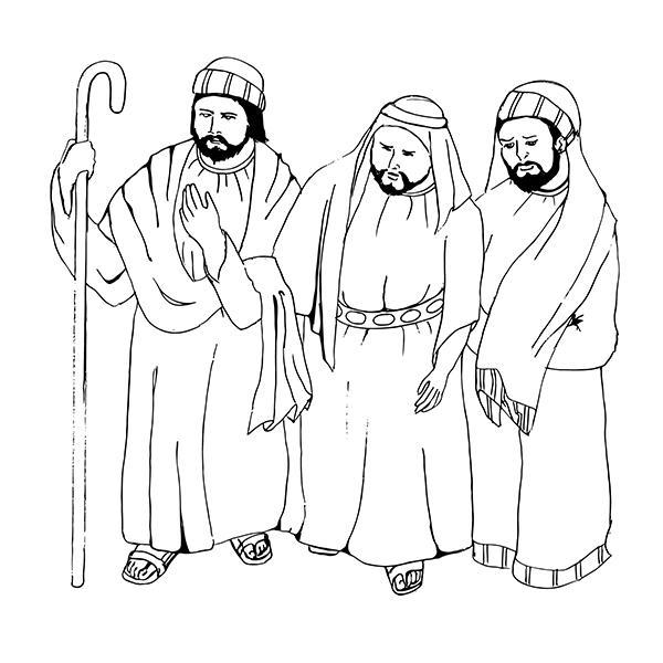 வெற்றி, செல்வம், அன்பு கதை