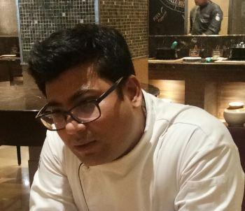 chef sanjeev