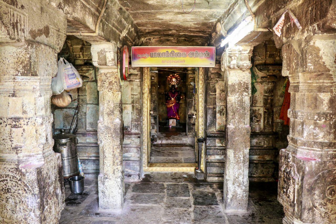 கடகராசி கோயில்