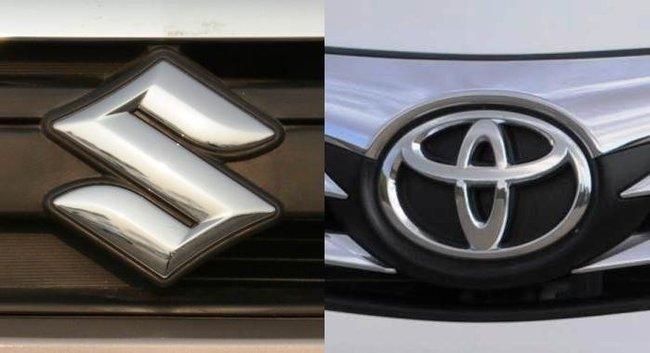 Suzuki - Toyota JV