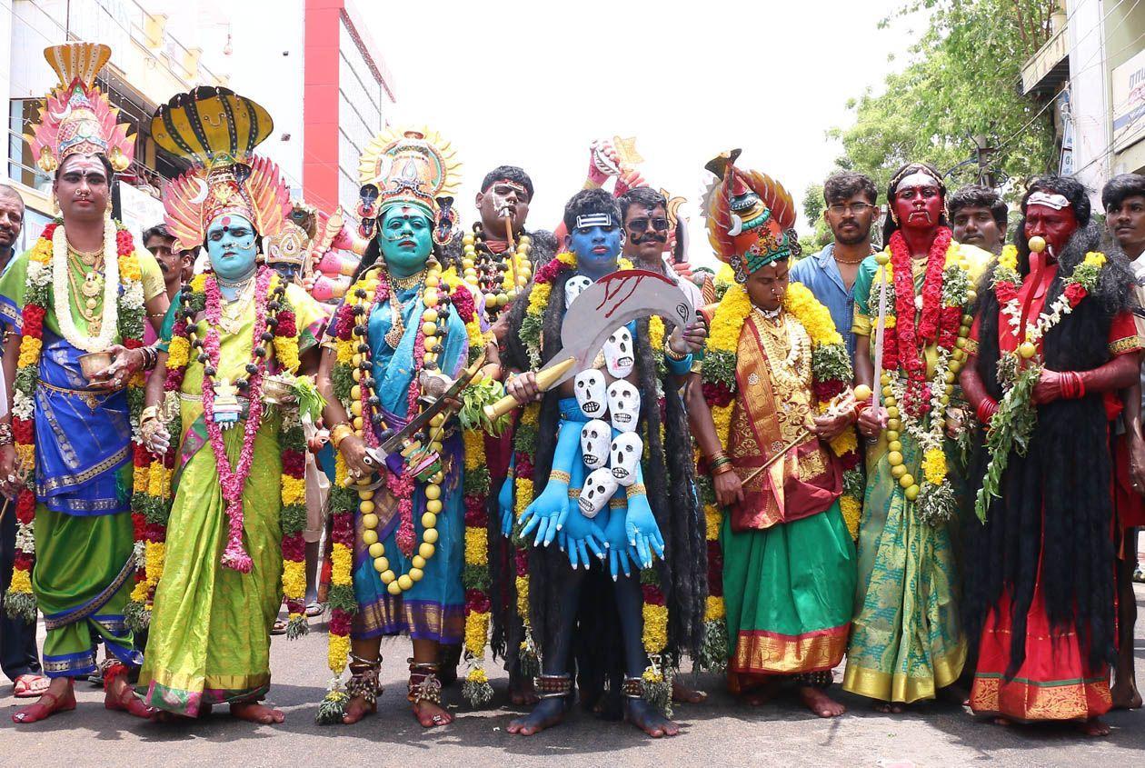 திருச்செந்தூர் முத்தாரமன் கோயில்