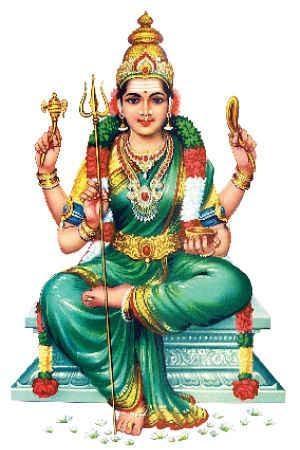 தேவி கருமாரியம்மன்