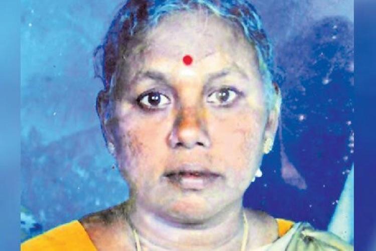 ருக்மணி - திருவண்ணாமலை பெண் கொலை