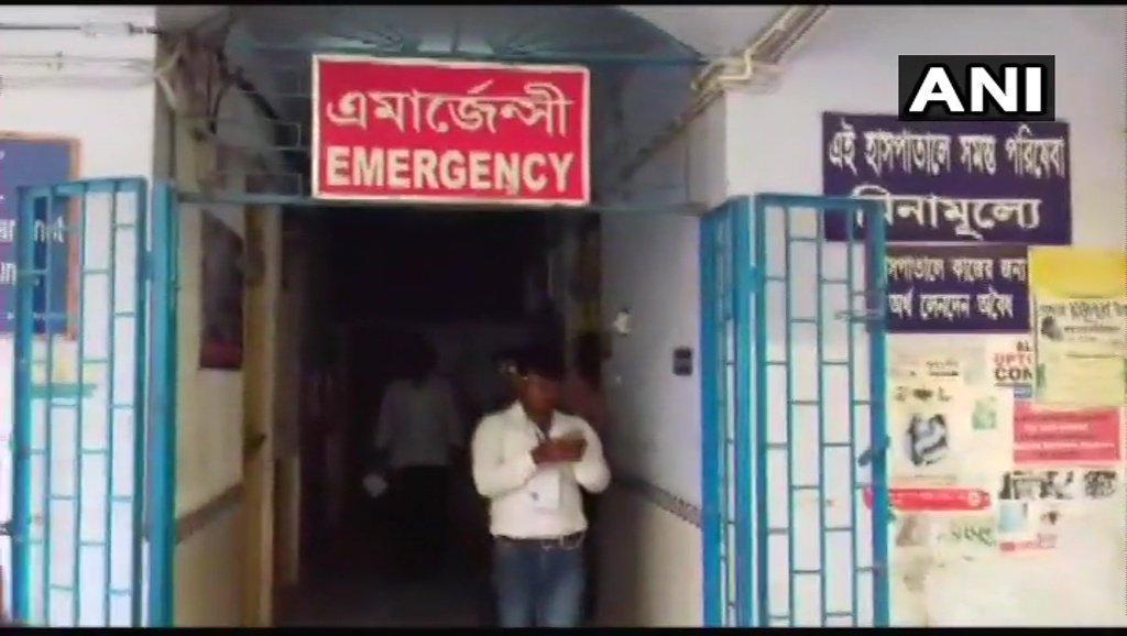 பா.ஜ.க  தேர்தல் கலவரம்