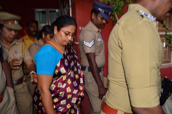 நிர்மலாதேவி விவகாரம்