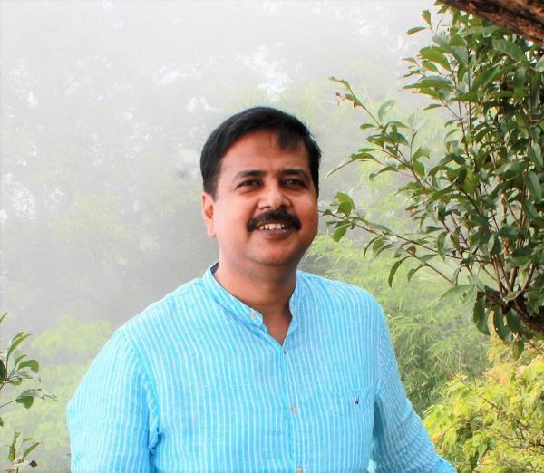 சுஷாந்த தலுக்டர் - வடகிழக்கு மாநிலம்