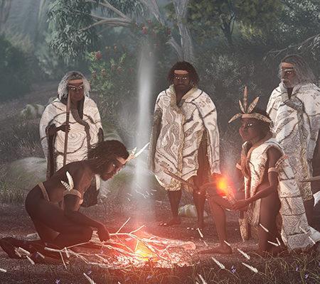 யன்யுவா - ஆஸ்திரேலிய பூர்வகுடி - சுறா கடவுள்