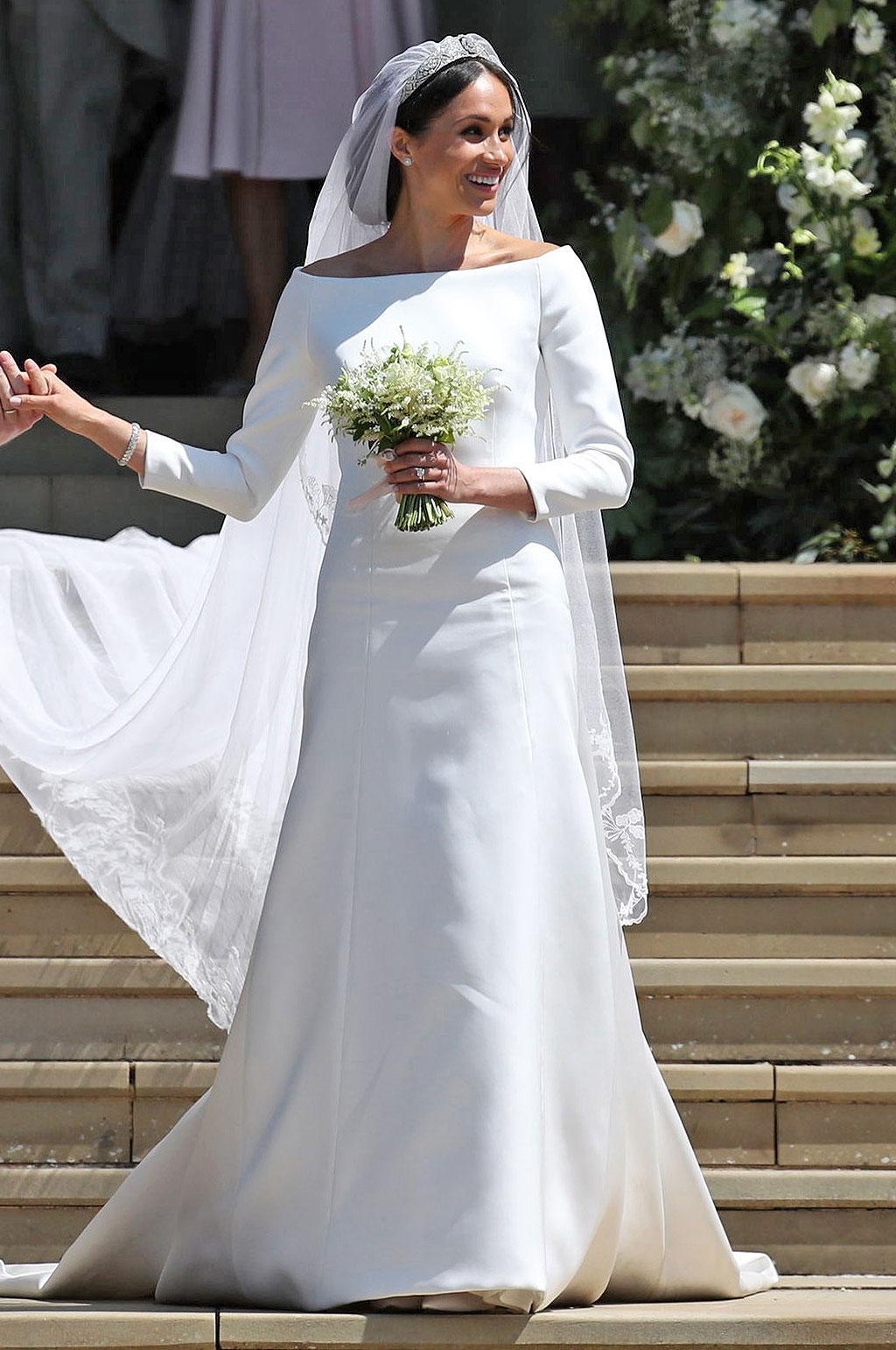 Megan Markle Wedding Dress