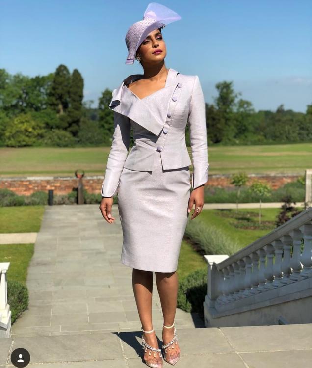Priyanka Chopra in Royal Wedding