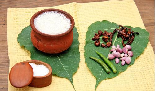 மண் பானை சாதம்
