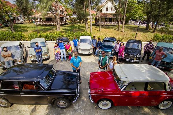 Fiat Classic Car Club Chennai