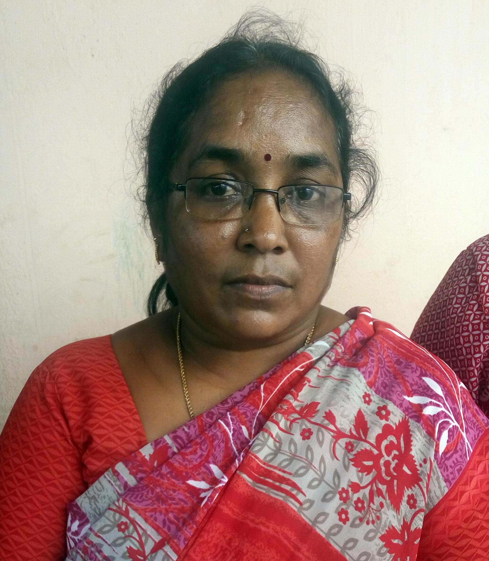 வங்கிமேலாளர் ராதா